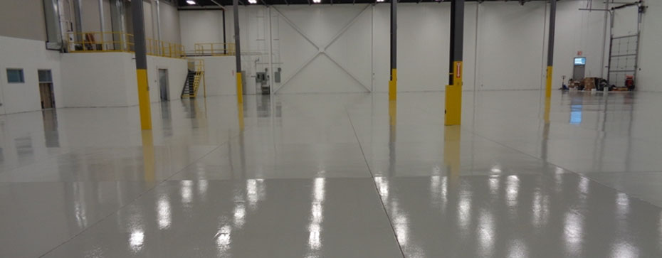 Polished Concrete Floors Toronto - Slide 1
