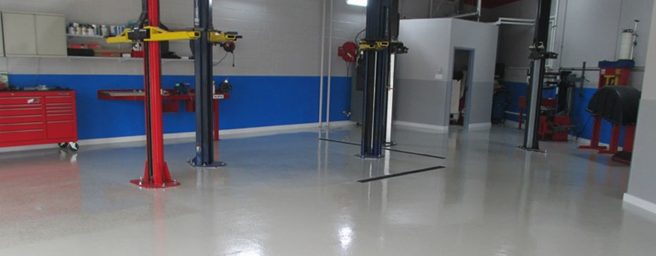 Polished Concrete Floors Toronto - Slide 2