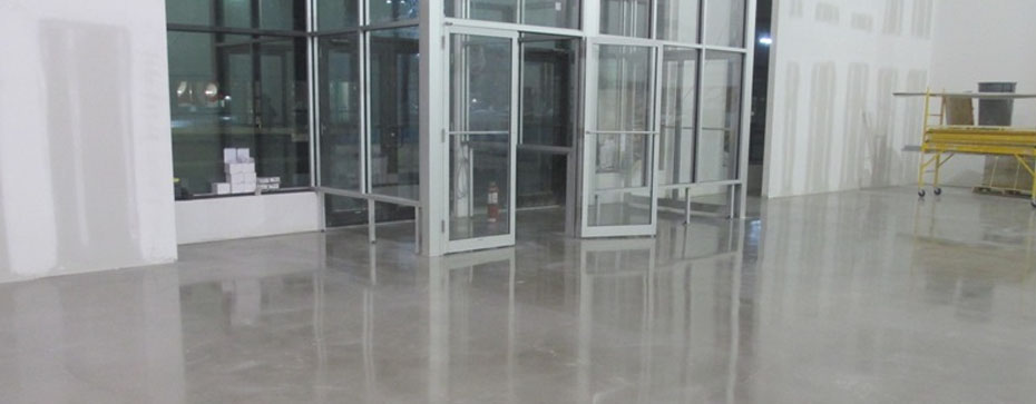Polished Concrete Floors Toronto - Slide 5